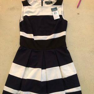 Lauren Ralph Lauren Women's Sleeveless Dress SZ 4
